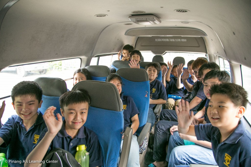 Penang Homeschool Trip
