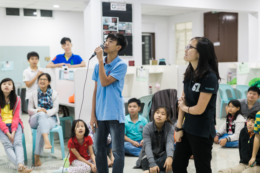 Tongue Twister competition, Penang Homeschool