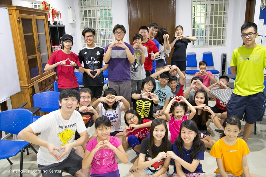Penang Homeschool Center Activity