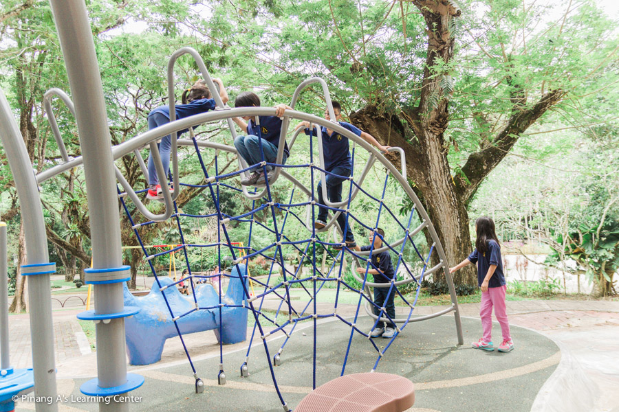 Homeschool Center in Penang, outdoor activities