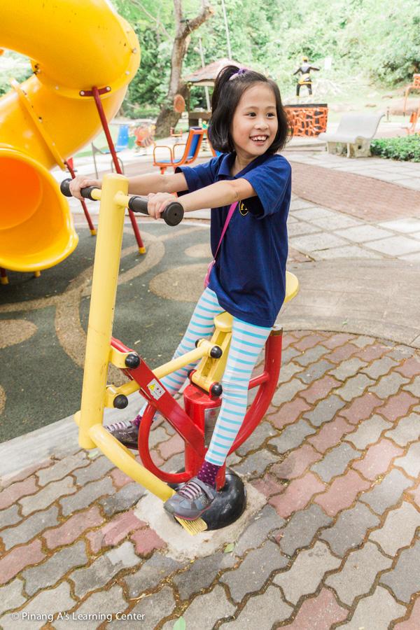 Homeschooling activitie in Penang homeschool Center