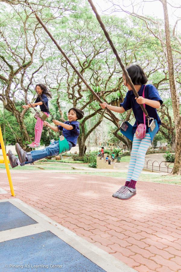 Penang Youth Park, Penang homeschool, outdoor activity