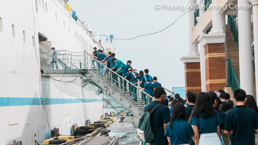 Outing trip by Penang Homeschool Center
