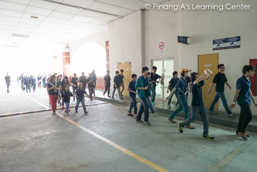 homeschooling center in Penang outing trip
