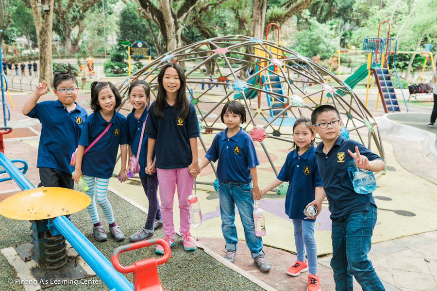 Penang Homeschool Center, Outdoor activity at Park