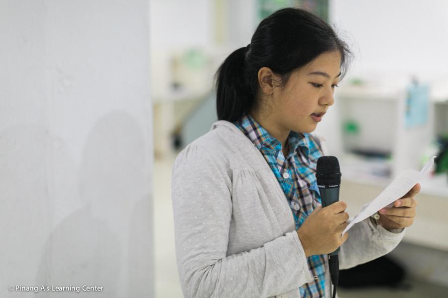 English Week Speech Preliminaries Pinang A's