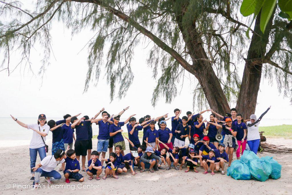 Group Photo of Students, Pinang A's Homeschool