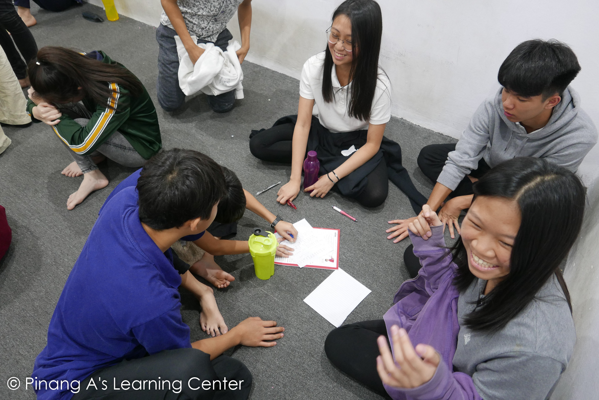 Penang English Holiday Program, Penang Homeschool Center